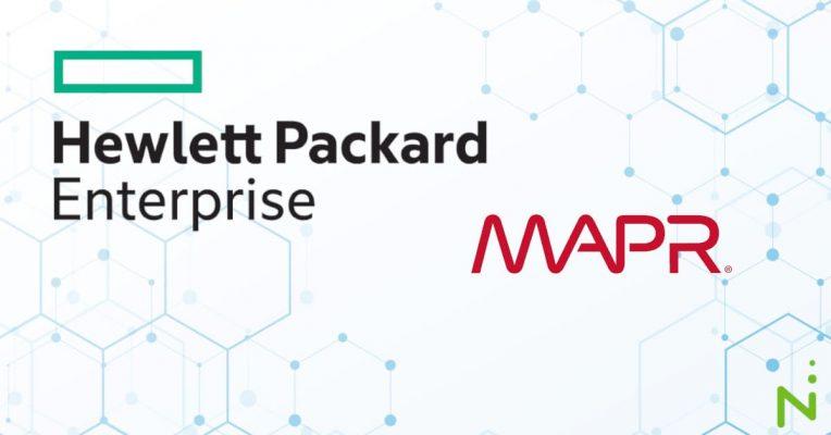 HP Enterprises compra los activos de MapR