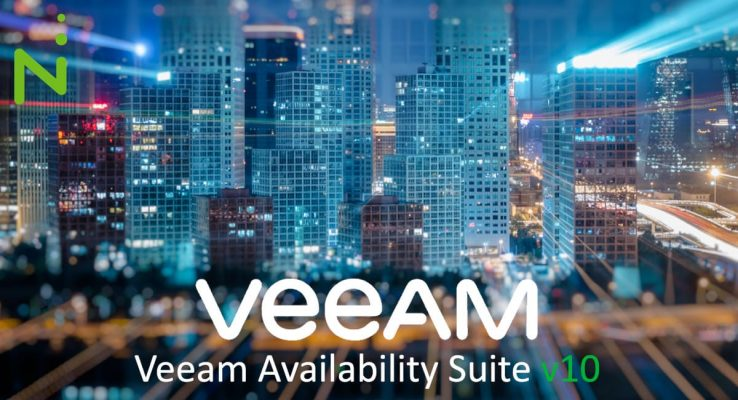 Llegó Veeam Availability Suite v10
