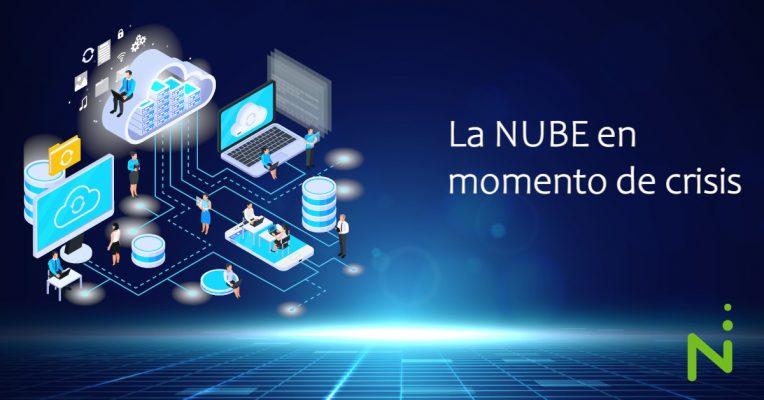 La NUBE es clave para la sustentabilidad actual de las Empresas